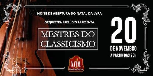 Noite de abertura - Orquestra Prelúdio