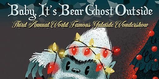 Baby It's Bear Ghost Outside