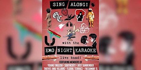 Emo Night Karaoke @ Bourre (atlantic city) tickets
