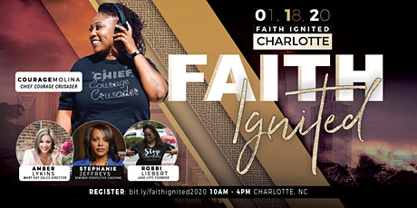 Faith Ignited 2020 tickets