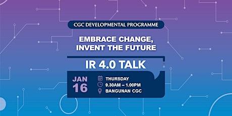 IR 4.0 Talk @ Klang Valley tickets