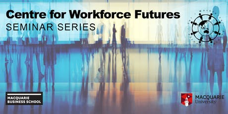 Launch - Diversity and Human Resource Management: Australian Survey Results tickets