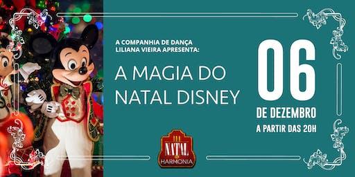 A Magia do Natal Disney - companhia de dança Liliana Vieira