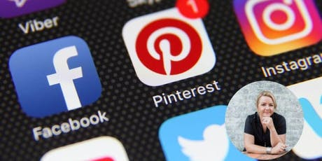 Workshop: Use Pinterest to Generate Leads and Sales tickets