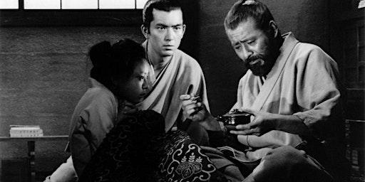 35mm movie palace screening of Akira Kurosawa's RED BEARD
