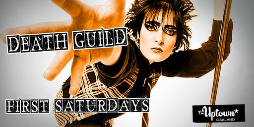 Death Guild Saturday at The Uptown