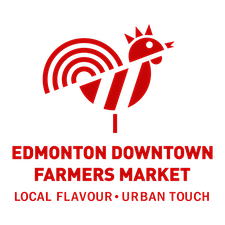 Edmonton Downtown Farmers Market logo