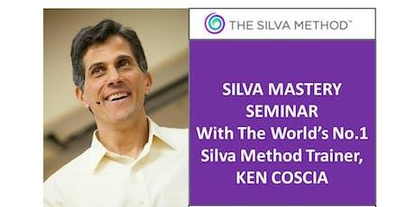 Silva Method MASTERY with Ken Coscia tickets