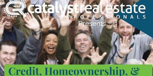 Credit, Homeownership, & Legacy Tour - Oakland
