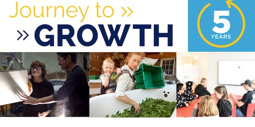 Journey to Growth Five-Year Celebration