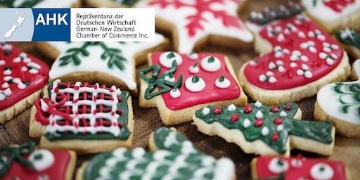 Let's Jingle & Mingle - Cookie & Cupcake decoration workshop