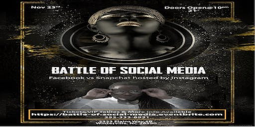 Battle of Social Media