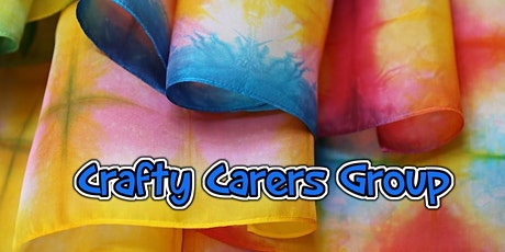 January Carers Crafty Group: Silk Scarf Dyeing tickets