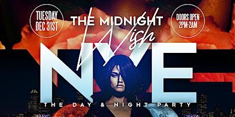 The Midnight Wish NYE @ LIVE OAK tickets