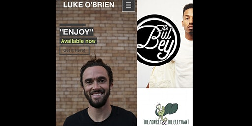 The Monkey & The Elephant Presents: Luke O'Brien
