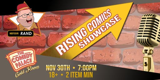 Rising Comics Showcase