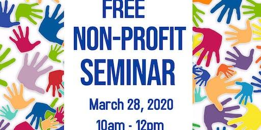 FREE Non-Profit Seminar