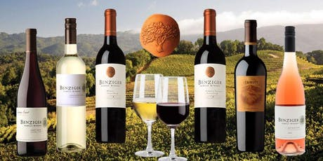 Wine Tasting with Benziger Winery tickets