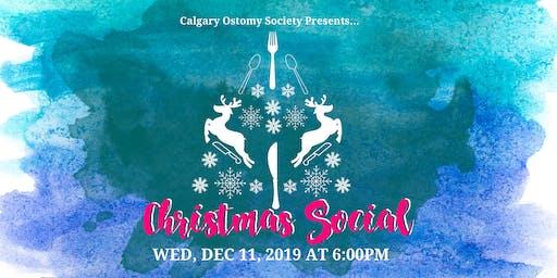Ostomy Christmas Social
