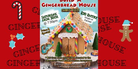 Build A Gingerbread House for Charity! tickets