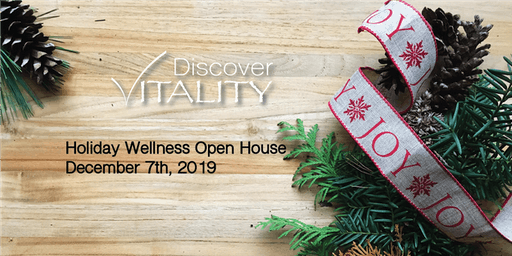 Holiday Wellness Open House