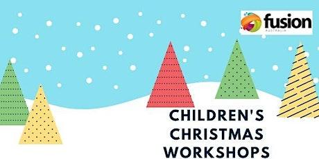 Children's Christmas Workshop tickets