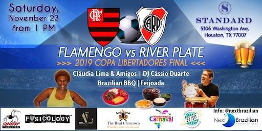 Flamengo Vs River Plate - Free RSVP