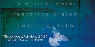Dream Sessions with Rana Halprin