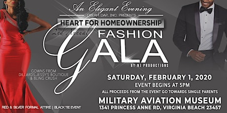Heart For Homeownership Fashion Gala 2020 - Formal Gowns/Tuxedos tickets