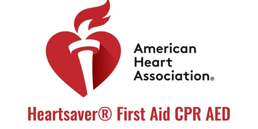 American Heart Association Heartsaver CPR/AED plus First Aid