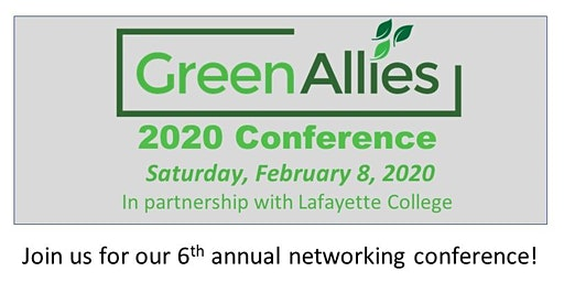 GreenAllies 2020 Conference at Lafayette College