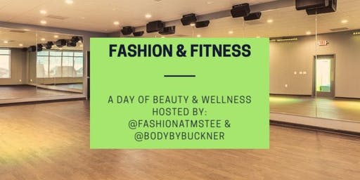Fashion & Fitness Holiday Workshop
