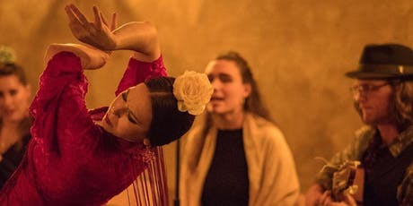 Oakland Flamenco Sessions #Resiliency 2019 tickets