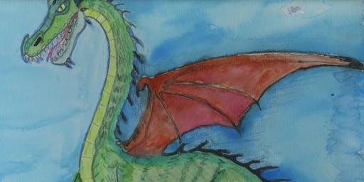 Igniting Creativity: Mythological Creatures - Nov 25