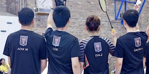 Versal Badminton Club Group Championship