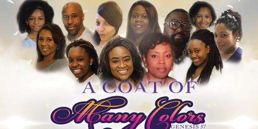 A Coat of Many Colors Gospel Stage Play