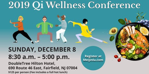 The First Ever Qi Wellness Conference