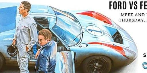 SQUAD Presents: Ford vs Ferrari Premiere