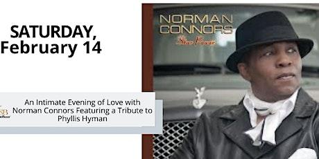 NAM Events LLC - Concert Series presents Norman Conners tickets