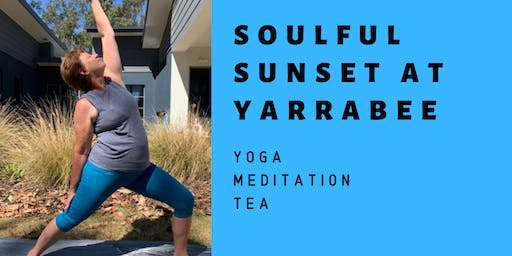 Soulful Sunset Yoga