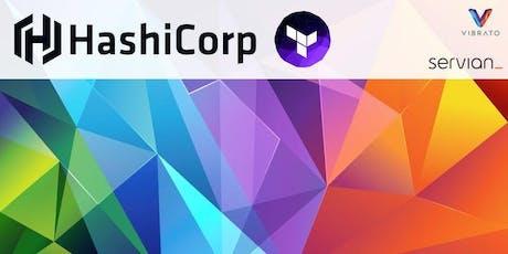 Hashicorp: Modern Infrastructure with Terraform - Sydney tickets