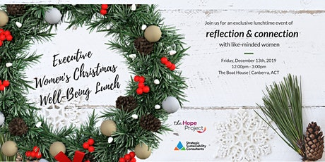 Executive Women's Christmas Well-Being Lunch tickets