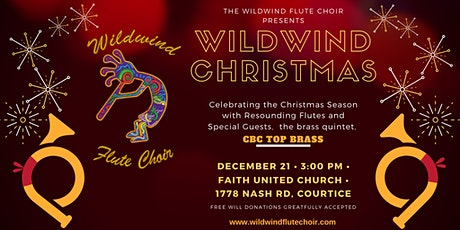 A Wildwind Christmas tickets