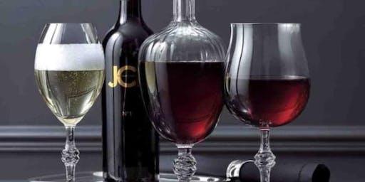 JCB Wine Tasting