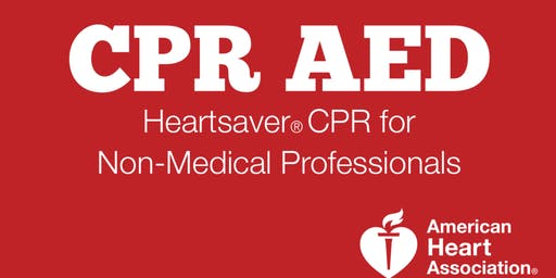 American Heart Association Heartsaver CPR/AED