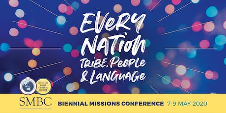 SMBC 2020 Biennial Missions Conference tickets