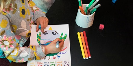NGV Kids On Tour Mystical creatures workshop tickets