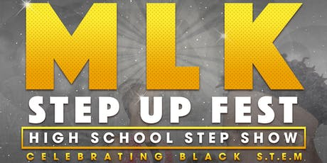 Killeen MLK Step Up Fest 2020 High School Step Show tickets