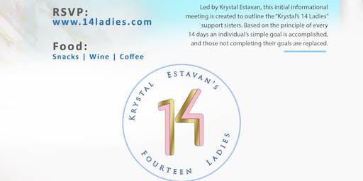 Krystal's 14 Ladies (Nov 23rd)