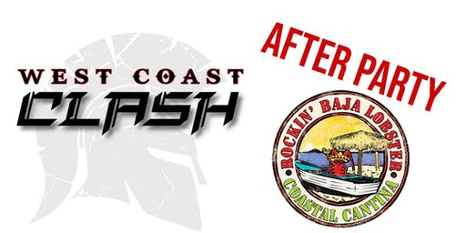 West Coast Clash After Party